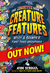 Wiley And Grampa's First Three Adventures