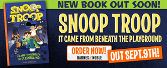 Pre-Order Snoop Troop Now