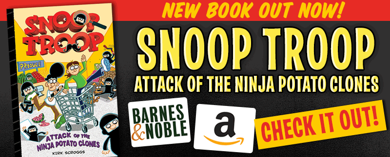 Snoop Troop In Stores Now