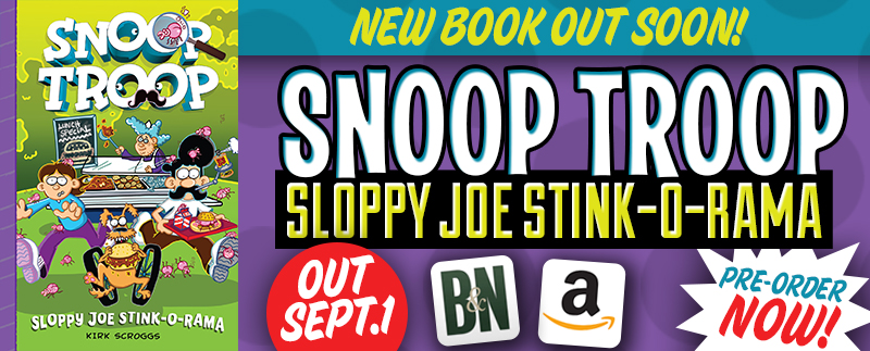 Pre-Order Sloppy Joe Stink-O-Rama