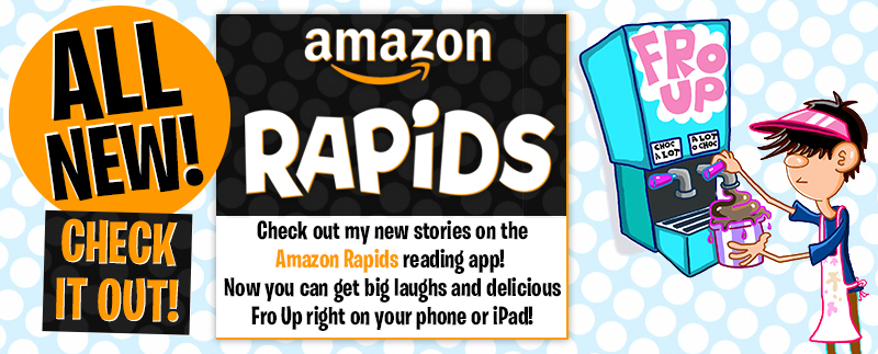 New on Amazon Rapids - Fro-Up